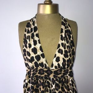 Urban Outfitter Cheetah Jumpsuit